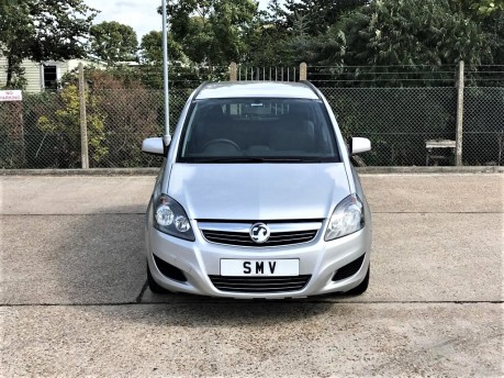 Vauxhall Zafira EXCLUSIV Wheelchair Accessible Vehicle 2