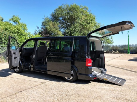 Volkswagen Caravelle SE TDI Wheelchair Accessible Vehicle WAV