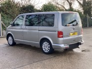 Volkswagen Caravelle EXECUTIVE TDI Wheelchair Accessible Vehicle 9