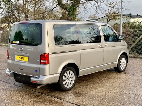 Volkswagen Caravelle EXECUTIVE TDI Wheelchair Accessible Vehicle 11