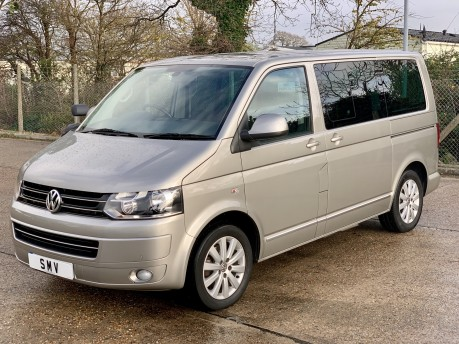 Volkswagen Caravelle EXECUTIVE TDI Wheelchair Accessible Vehicle 15