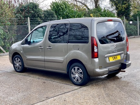 Citroen Berlingo Multispace MULTISPACE VTR HDI Wheelchair Accessible Vehicle 5