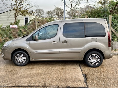 Citroen Berlingo Multispace MULTISPACE VTR HDI Wheelchair Accessible Vehicle 8