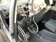 Volkswagen Caddy C20 LIFE TDI Wheelchair Accessible Vehicle 8