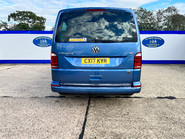 Volkswagen Caravelle EXECUTIVE TDI BMT wheelchair & scooter accessible vehicle WAV 6