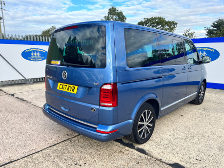 Volkswagen Caravelle EXECUTIVE TDI BMT wheelchair & scooter accessible vehicle WAV 8