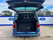 Volkswagen Caravelle EXECUTIVE TDI BMT wheelchair & scooter accessible vehicle WAV 7