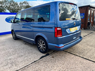 Volkswagen Caravelle EXECUTIVE TDI BMT wheelchair & scooter accessible vehicle WAV 9