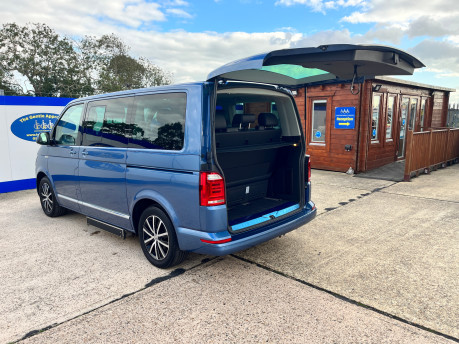 Volkswagen Caravelle EXECUTIVE TDI BMT wheelchair & scooter accessible vehicle WAV 2
