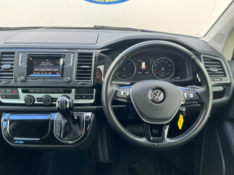 Volkswagen Caravelle EXECUTIVE TDI BMT wheelchair & scooter accessible vehicle WAV 20