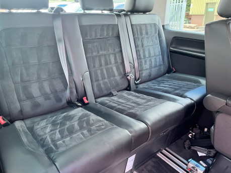 Volkswagen Caravelle EXECUTIVE TDI BMT wheelchair & scooter accessible vehicle WAV 15