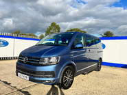 Volkswagen Caravelle EXECUTIVE TDI BMT wheelchair & scooter accessible vehicle WAV 5