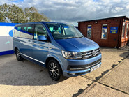 Volkswagen Caravelle EXECUTIVE TDI BMT wheelchair & scooter accessible vehicle WAV 3