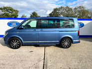Volkswagen Caravelle EXECUTIVE TDI BMT wheelchair & scooter accessible vehicle WAV 28