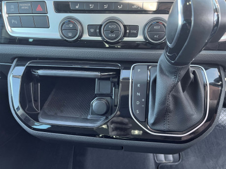 Volkswagen Caravelle EXECUTIVE TDI BMT wheelchair & scooter accessible vehicle WAV 21