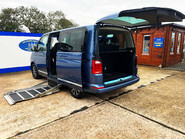 Volkswagen Caravelle EXECUTIVE TDI BMT wheelchair & scooter accessible vehicle WAV 1