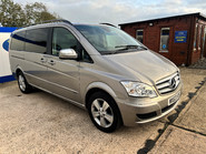 Mercedes-Benz Viano AMBIENTE CDI BLUEEFFICENCY wheelchair & scooter accessible vehicle WAV 2