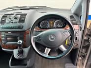 Mercedes-Benz Viano AMBIENTE CDI BLUEEFFICENCY wheelchair & scooter accessible vehicle WAV 14