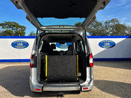 Ford Tourneo Courier ZETEC TDCI wheelchair & scooter accessible vehicle WAV 6