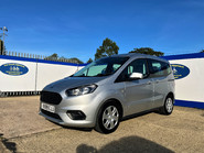 Ford Tourneo Courier ZETEC TDCI wheelchair & scooter accessible vehicle WAV 4