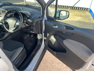 Ford Tourneo Courier ZETEC TDCI wheelchair & scooter accessible vehicle WAV 9
