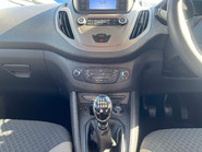 Ford Tourneo Courier ZETEC TDCI wheelchair & scooter accessible vehicle WAV 12