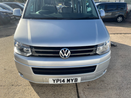 Volkswagen Caravelle SE TDI BLUEMOTION TECHNOLOGY wheelchair & scooter accessible vehicle WAV 3