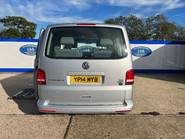 Volkswagen Caravelle SE TDI BLUEMOTION TECHNOLOGY wheelchair & scooter accessible vehicle WAV 6