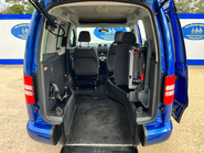 Volkswagen Caddy Life C20 LIFE TDI wheelchair & scooter accessible vehicle WAV 8