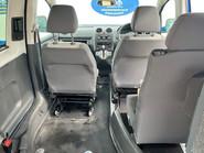 Volkswagen Caddy Life C20 LIFE TDI wheelchair & scooter accessible vehicle WAV 10