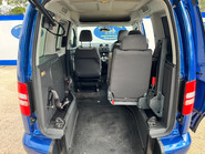 Volkswagen Caddy Life C20 LIFE TDI wheelchair & scooter accessible vehicle WAV 9