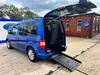 Volkswagen Caddy Life C20 LIFE TDI wheelchair & scooter accessible vehicle WAV