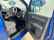 Volkswagen Caddy Life C20 LIFE TDI wheelchair & scooter accessible vehicle WAV 14