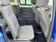 Volkswagen Caddy Life C20 LIFE TDI wheelchair & scooter accessible vehicle WAV 17
