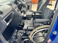 Volkswagen Caddy Life C20 LIFE TDI wheelchair & scooter accessible vehicle WAV 13