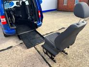 Volkswagen Caddy Life C20 LIFE TDI wheelchair & scooter accessible vehicle WAV 11