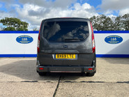 Ford Grand Tourneo Connect TITANIUM TDCI wheelchair & scooter accessible vehicle WAV 5