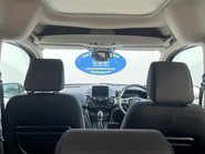 Ford Grand Tourneo Connect TITANIUM TDCI wheelchair & scooter accessible vehicle WAV 9
