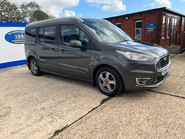 Ford Grand Tourneo Connect TITANIUM TDCI wheelchair & scooter accessible vehicle WAV 2