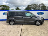 Ford Grand Tourneo Connect TITANIUM TDCI wheelchair & scooter accessible vehicle WAV 26