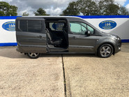 Ford Grand Tourneo Connect TITANIUM TDCI wheelchair & scooter accessible vehicle WAV 27