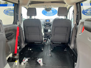 Ford Grand Tourneo Connect TITANIUM TDCI wheelchair & scooter accessible vehicle WAV 10