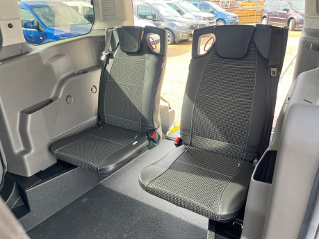 Ford Grand Tourneo Connect TITANIUM TDCI wheelchair & scooter accessible vehicle WAV 17