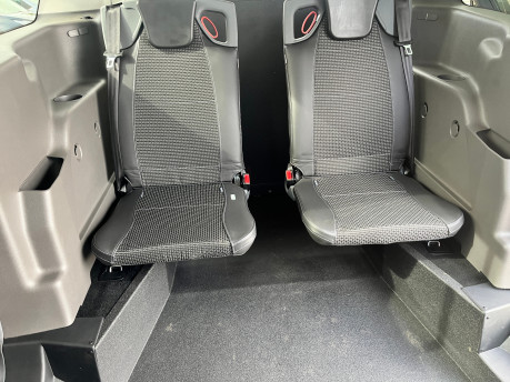 Ford Grand Tourneo Connect TITANIUM TDCI wheelchair & scooter accessible vehicle WAV 18