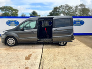 Ford Grand Tourneo Connect TITANIUM TDCI wheelchair & scooter accessible vehicle WAV 23