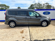 Ford Grand Tourneo Connect TITANIUM TDCI wheelchair & scooter accessible vehicle WAV 24