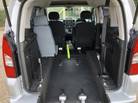 Peugeot Partner HDI TEPEE S Wheelchair Accessible Vehicle 4