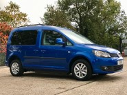 Volkswagen Caddy C20 LIFE TDI Wheelchair Accessible Vehicle 10