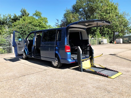Volkswagen Transporter 2013 T30 TDI SHUTTLE SE Wheelchair Accessible Vehicle WAV