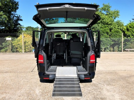 Volkswagen Caravelle SE TDI Wheelchair Accessible Vehicle 6